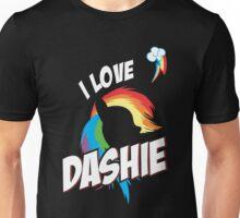 I LOVE DASHIE Unisex T-Shirt