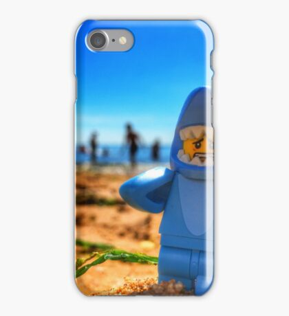 Spotted Off The English Coast iPhone Case/Skin