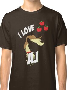 I LOVE APPLE JACK Classic T-Shirt