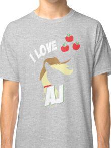 I LOVE APPLE JACK Classic T-Shirt