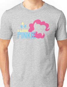 I LOVE PINKIE PIE Unisex T-Shirt