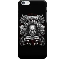 Third Time's the Charm iPhone Case/Skin