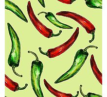 Hot Chile Photographic Print