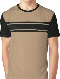 Retro Inspired Stripes Uni Iced Coffee Spring 2016 Graphic T-Shirt