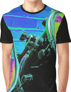 Rainbow Drums Graphic T-Shirt