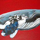 Whale by Adam Berardi
