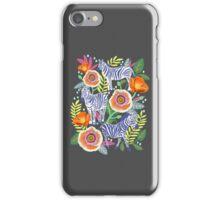 Zebra Idea iPhone Case/Skin