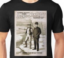 Performing Arts Posters CR Renos successful comedy Along the Kennebec a New England story laughingly told 1226 Unisex T-Shirt
