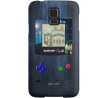 Space And Time traveller Gameboy special edition Samsung Galaxy Case/Skin