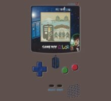 Space And Time traveller Gameboy special edition Kids Clothes