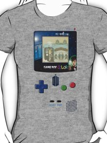 Space And Time traveller Gameboy special edition T-Shirt
