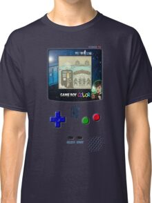 Space And Time traveller Gameboy special edition Classic T-Shirt
