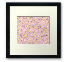 Dots #1 Framed Print