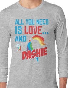 DASHIE - LIMITED EDITION Long Sleeve T-Shirt