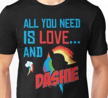 DASHIE - LIMITED EDITION Unisex T-Shirt