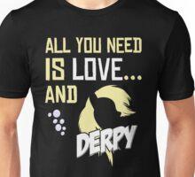DERPY - LIMITED EDITION Unisex T-Shirt