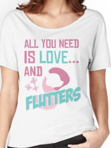 FLUTTERSHY - LIMITED EDITION Women's Relaxed Fit T-Shirt