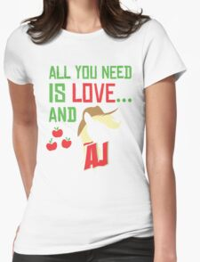 APPLE JACK - LIMITED EDITION Womens Fitted T-Shirt