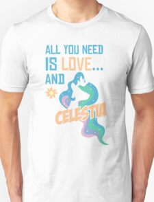CELESTIA - LIMITED EDITION Unisex T-Shirt