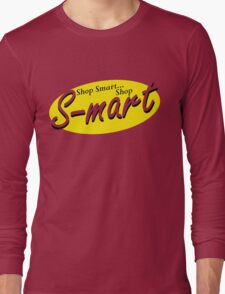 S-Mart Evil Dead T-Shirt Long Sleeve T-Shirt