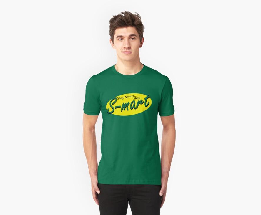 S-Mart Evil Dead T-Shirt by J. William Grantham
