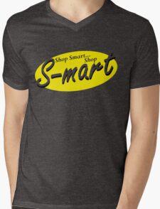 S-Mart Evil Dead T-Shirt Mens V-Neck T-Shirt