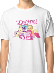 BRONIES UNITED - LIMITED EDITION Classic T-Shirt