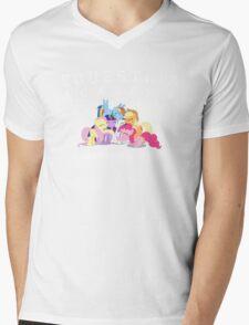 EQUESTRIA ACADEMY - LIMITED EDITION Mens V-Neck T-Shirt