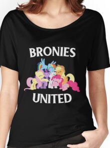 BRONIES UNITED - LIMITED EDITION Women's Relaxed Fit T-Shirt