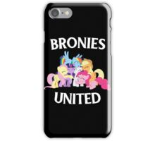 BRONIES UNITED - LIMITED EDITION iPhone Case/Skin