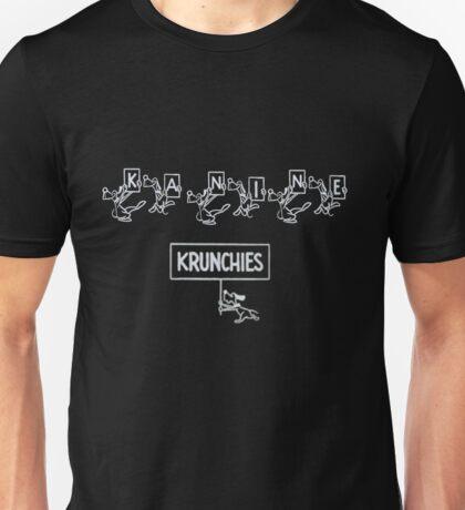 KANINE KRUNCHIES Unisex T-Shirt