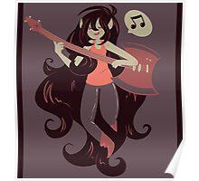 Rock Queen Poster