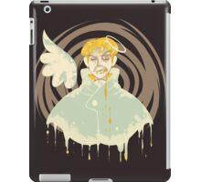 Golden Hero. iPad Case/Skin