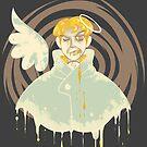 Golden Hero. by lythweird