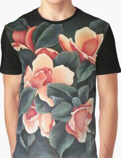 Pink Magnolia - Magnolia Rosa - Magnolia Rose (Original) Graphic T-Shirt