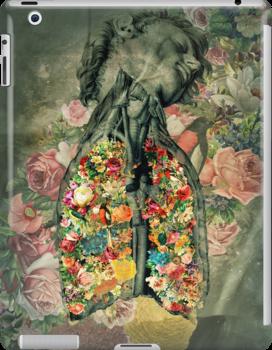 Floral Anatomy by Paula Morales