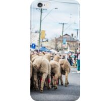 The Parade 1 iPhone Case/Skin