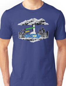 PyCon Australia Brisbane 2014 T-Shirt