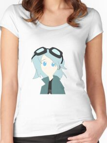 QuickSilver Women's Fitted Scoop T-Shirt