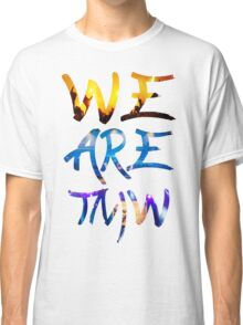 TOMORROWLAND ARTWORK : WE ARE TOMORROW Classic T-Shirt