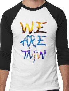 TOMORROWLAND ARTWORK : WE ARE TOMORROW Men's Baseball ¾ T-Shirt