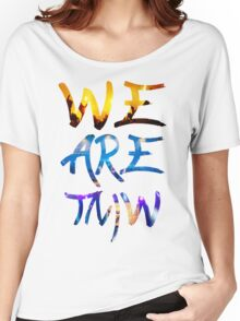 TOMORROWLAND ARTWORK : WE ARE TOMORROW Women's Relaxed Fit T-Shirt