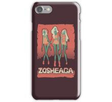 Music festivals zombies iPhone Case/Skin