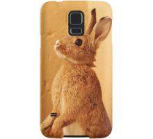 a bunny named milo Samsung Galaxy Case/Skin