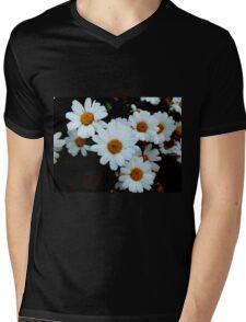 Daisy Daisy Mens V-Neck T-Shirt