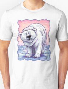 Animal Parade Polar Bear Unisex T-Shirt