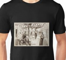 Performing Arts Posters CR Renos successful comedy Along the Kennebec a New England story laughingly told 1224 Unisex T-Shirt