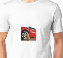 Ferrari & Pit Unisex T-Shirt