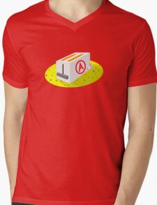Alfonso the Mouse Mens V-Neck T-Shirt