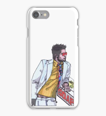 Fight Club #1 Selling Soap iPhone Case/Skin